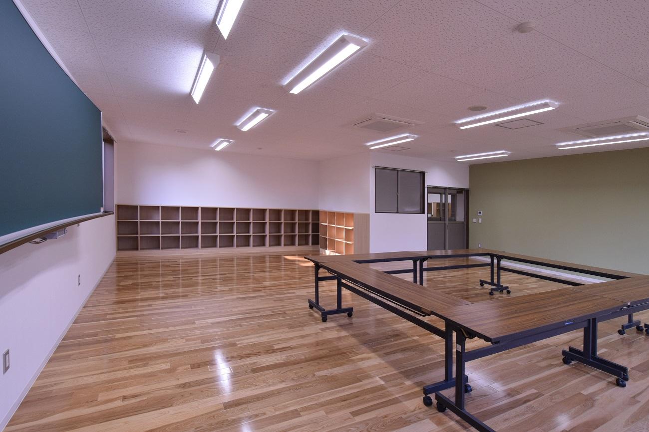 Public Building / 公共建築益城町立飯野小学校特別教室棟